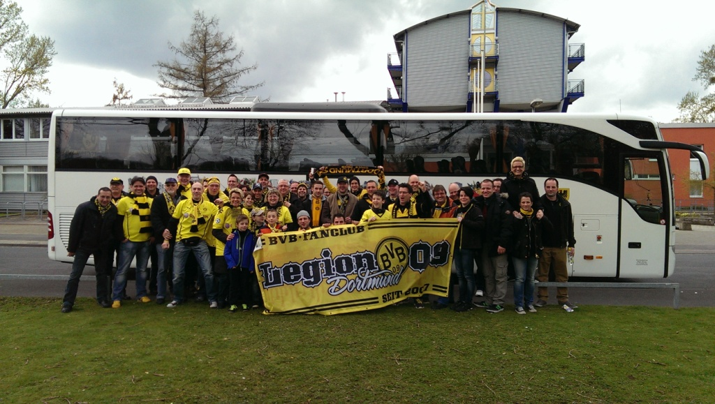 Legion09 on Tour