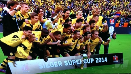 Supercupsieger 2014